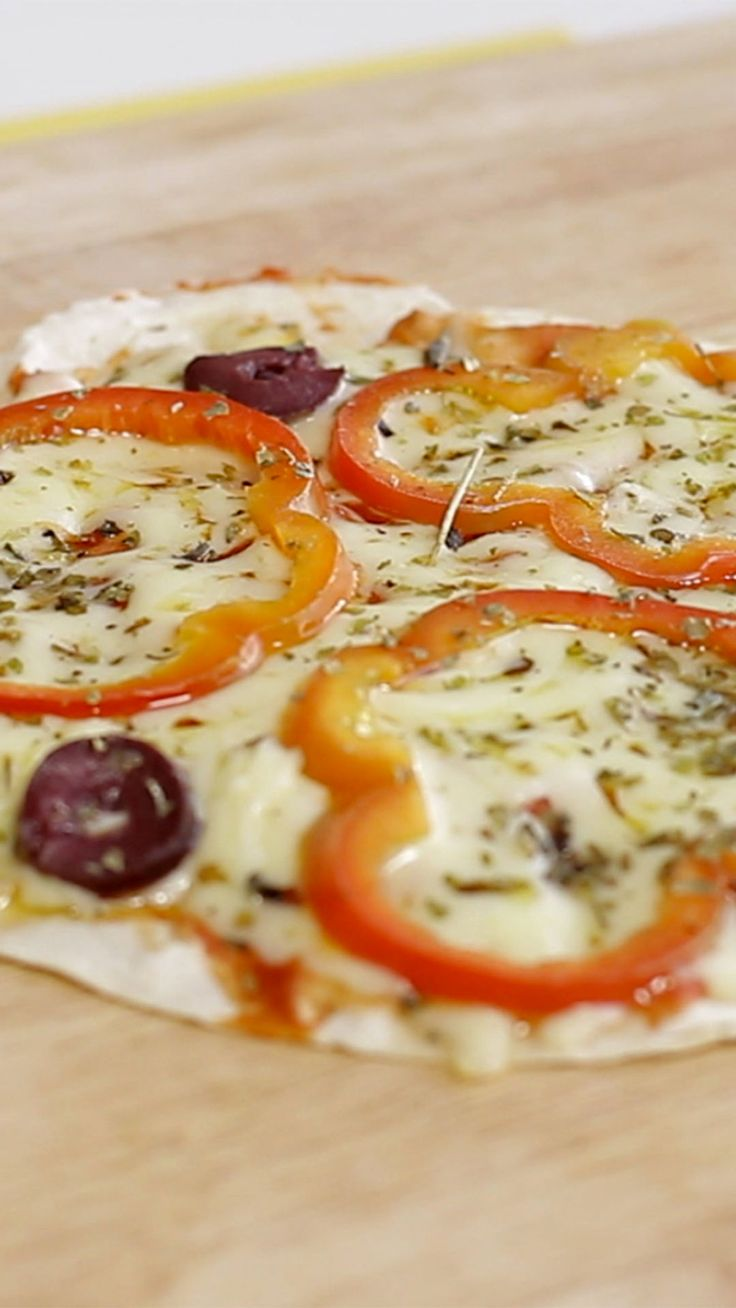Forget delivery. Forget frozen. THIS is the fastest pizza ever.