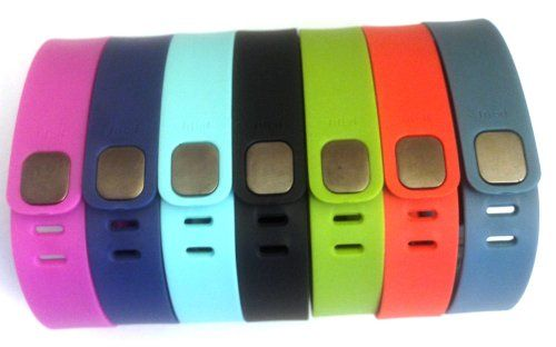 Black Friday Set 7 Large L 1pc Purple 1pc Navy 1pc Lime Green 1pc Teal (Blue/Green) 1pc Black 1pc Red (Tangerine) 1pc Slate (Blue/Grey) Replacement Bands with Clasps for Fitbit FLEX Only /No tracker/ Wireless Activity Bracelet Sport Wristband Fit Bit Flex Bracelet Sport Arm Band Armband from PL
