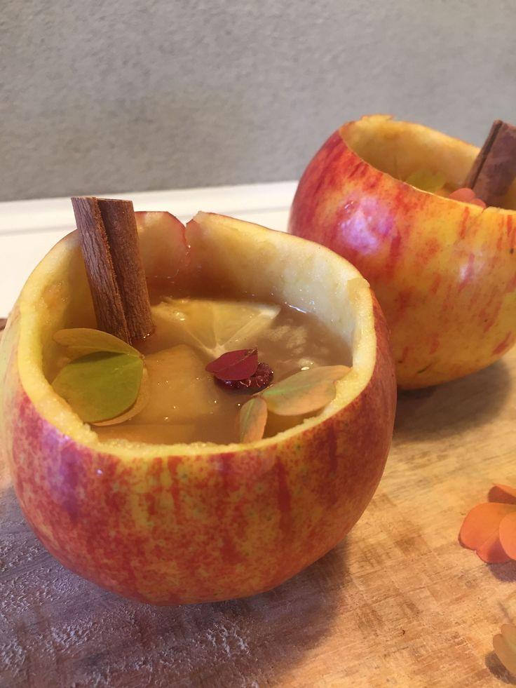 Hjemmelavet æblegløgg