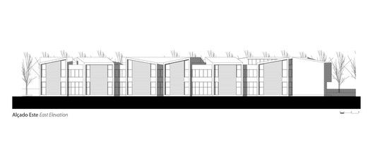 Sobrosa School,Elevation