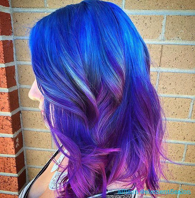 best 25 galaxy hair color ideas on pinterest crazy colour hair dye awesome hair and crazy. Black Bedroom Furniture Sets. Home Design Ideas