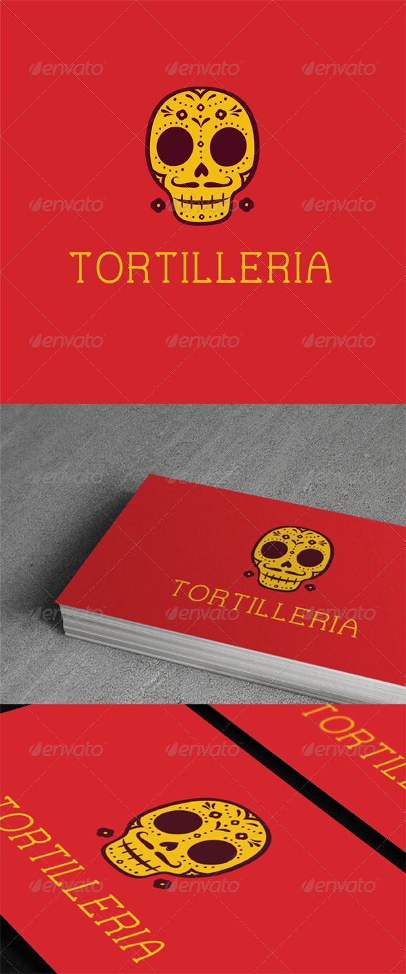 Tortilerria Logo — Vector EPS #restaurant #ethnic • Available here → https://graphicriver.net/item/tortilerria-logo/3566323?ref=pxcr