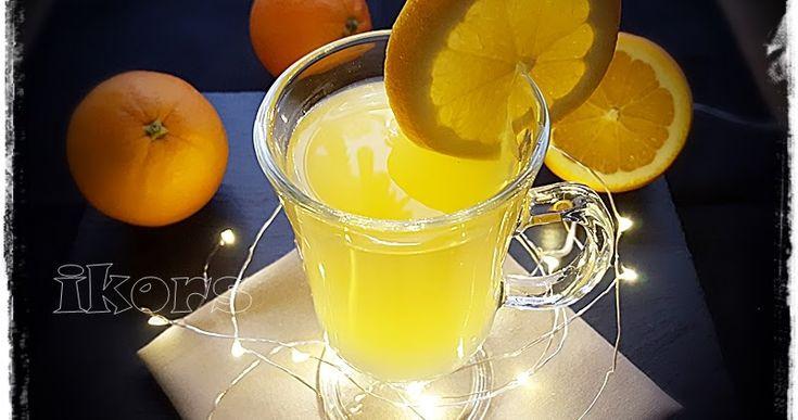 Orangenglühwein 1 Liter Weißwein trocken (ich hatte Silvaner aus der Pfalz) ½ Vanilleschote getrocknet o. frisch 1 Zim...