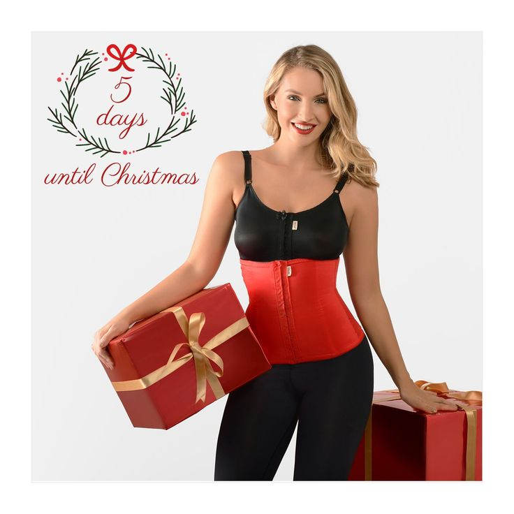 Only 5 days to Christmas! Have you got your Christmas presents sorted? Check our website for some ideas. . . . . . #Christmas #Xmas #presents #shoponline #macom #CRYSTALSMOOTH #anticellulite #WAISTSCULPTOR #skin #shape #shapewear #tinywaist #waistrainer #corset #leggings #loungewear #beauty #beautyblogger