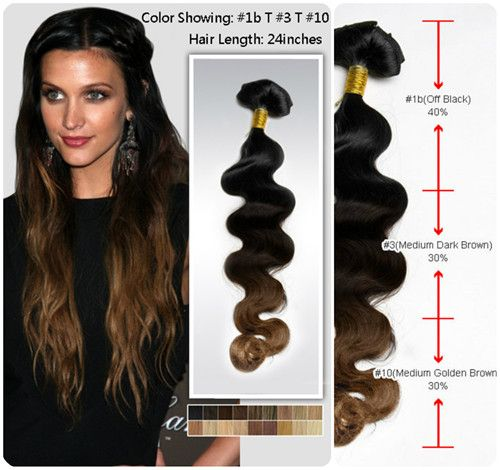 80 best remy hair extensions images on pinterest virgin remy 26 inch retro three colors ombre clip in indian remy hair extensions body wave pmusecretfo Image collections