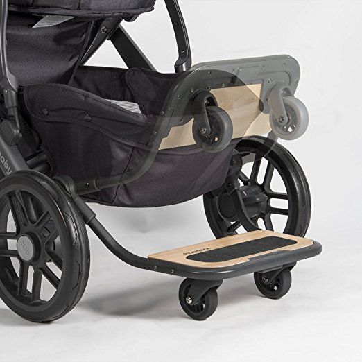 Amazon.com : UPPAbaby VISTA PiggyBack Ride-Along Board (for VISTA 2015-later) : Baby