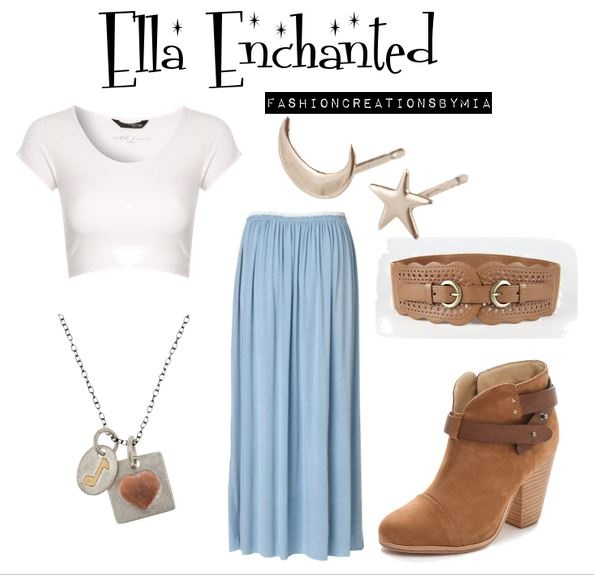 124 Best Images About Ella Enchanted On Pinterest: Disney Inspired Outfits
