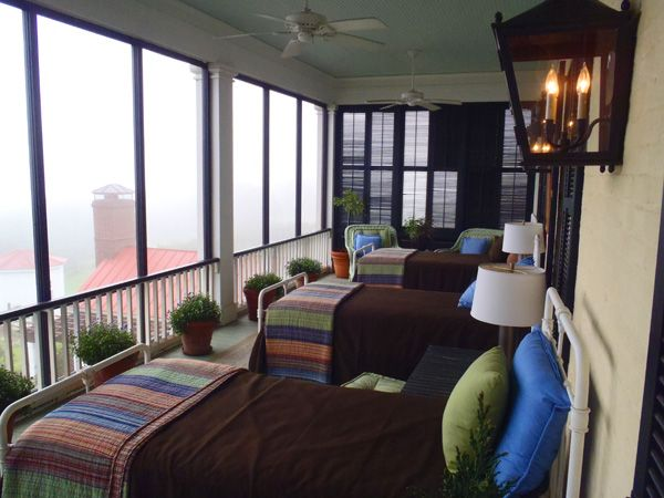 48 best Sleeping Porches images on Pinterest Sleeping porch