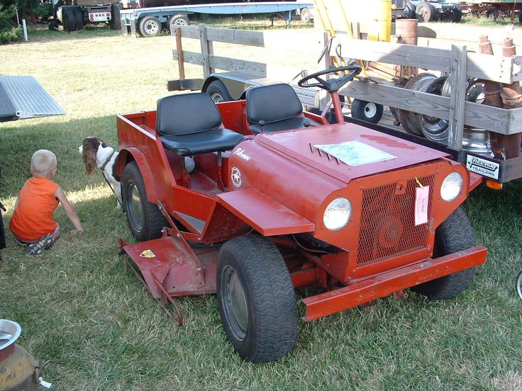 Riding Mower Mods Google Search 4x4 And Jeep Stuff