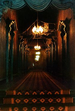 The Endless Hallway....