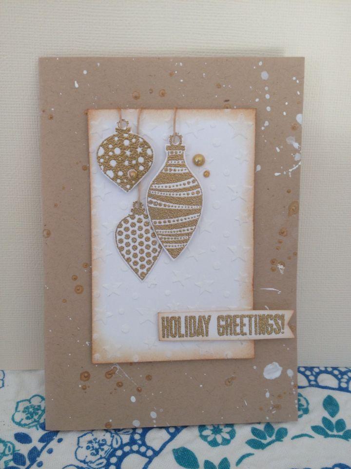 Christmas 2014 Kaiser stamps