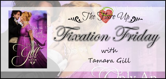 The Flare Up : Fixation Friday - Featuring Tamara Gill
