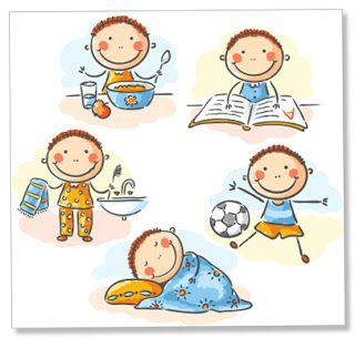 Actividades para Educación Infantil: ESPECIAL Rutinas en Educación Infantil