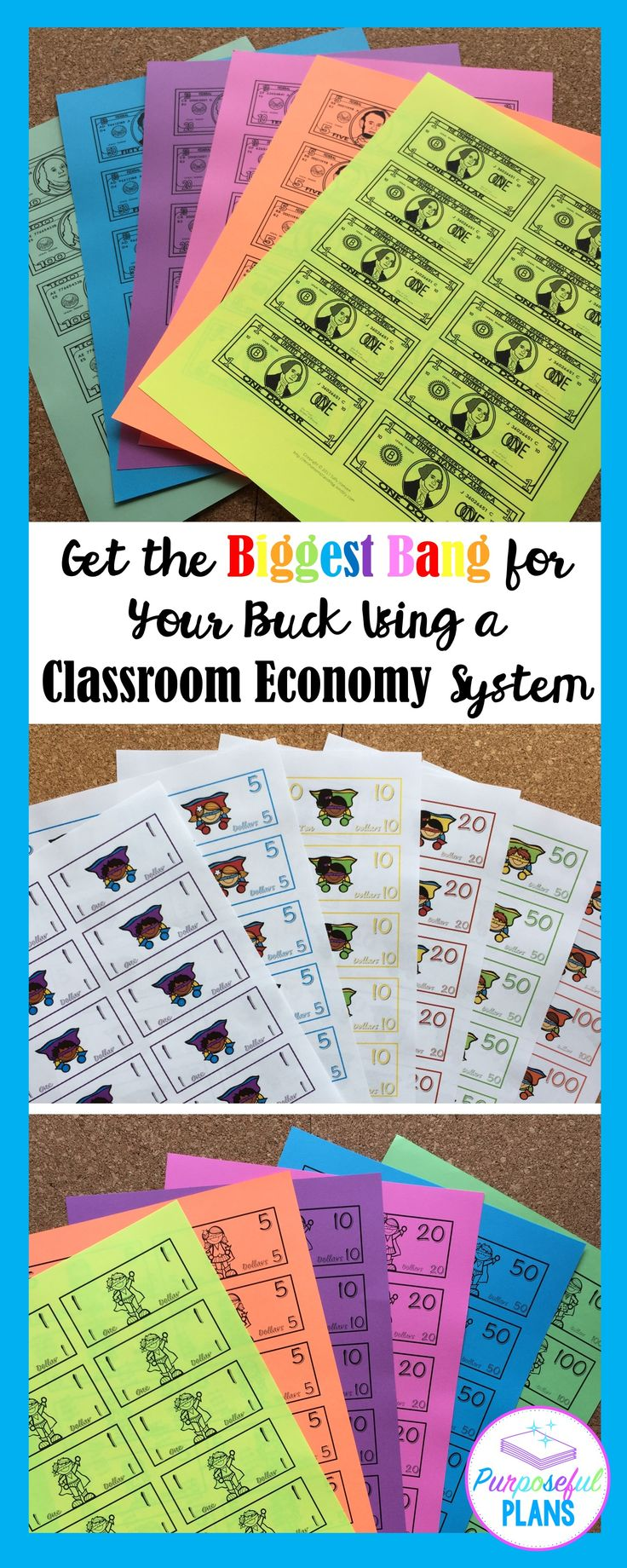 Get the Biggest Bang for Your Buck Using a Classroom Economy System – Fiona Lindsay
