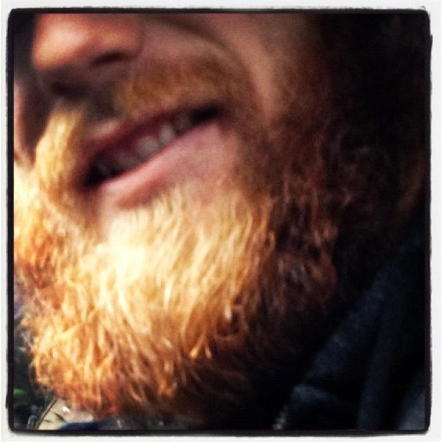 Day 29 - Soft. Soft beard!  #junephotoaday