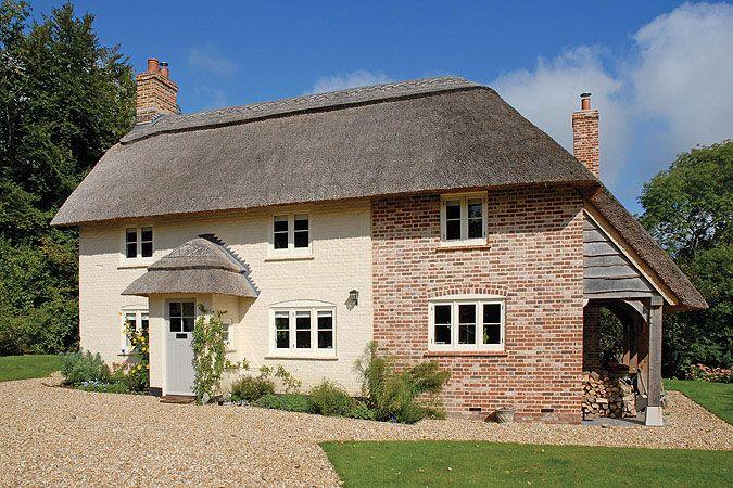ADAM Architecture - Cottage Refurbishment & Extension in Hampshire