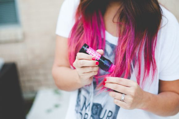 Review: Redken Color Rebel in Punked Up Pink