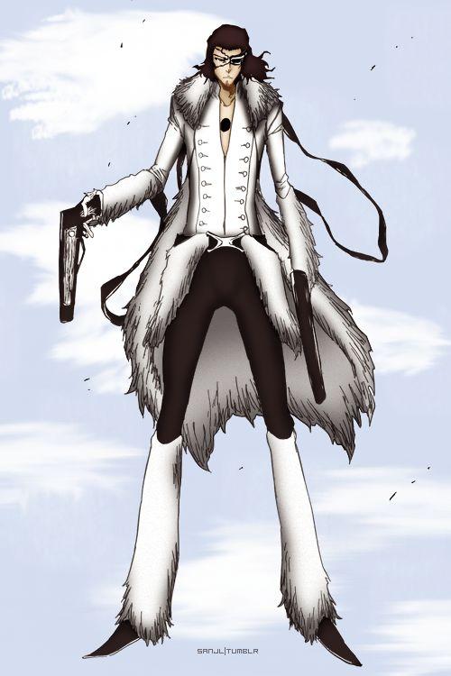 Bleach// Coyote Starrk