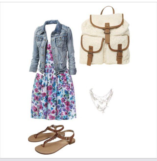 fashion teen juniors cute outfits cute clothes floral