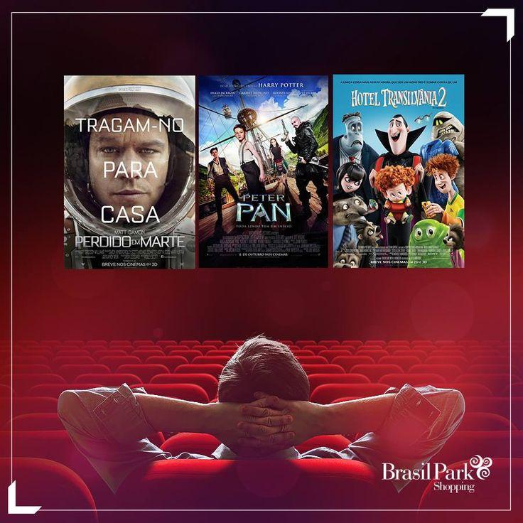 Cinema de qualidade é no Brasil Park Shopping.  http://www.brasilparkshopping.com.br/cinema