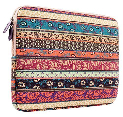 PLEMO Bohemian Style Canvas Fabric 15-15.6 Inch Laptop / Notebook Computer / MacBook / MacBook Pro Sleeve Case Bag Cover, Mystic Forest Plemo http://www.amazon.co.uk/dp/B00FHPVQVA/ref=cm_sw_r_pi_dp_NgtZtb01Y17AZ04P