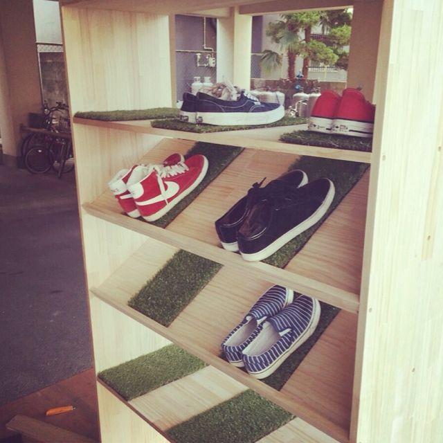 ta1さんのお部屋写真 靴箱