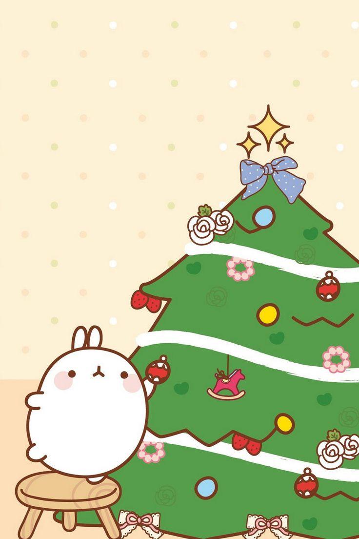cute cartoon holiday wallpaper - photo #41