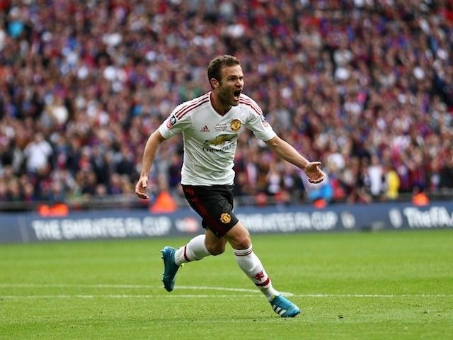 """Juan Mata reveals he has been """"joking"""" with Man City rivals ahead of derby #Manchester_United #Manchester_City #Football"""