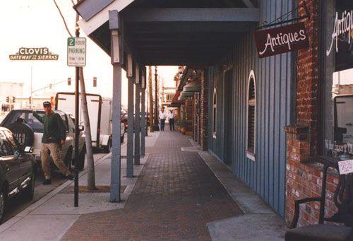 Old Town Clovis Antiques Fresno Clovis California Maps Hikes