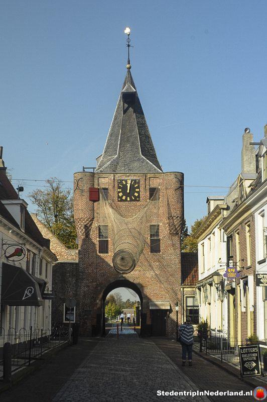 Vischpoort Elburg (14e eeuw)