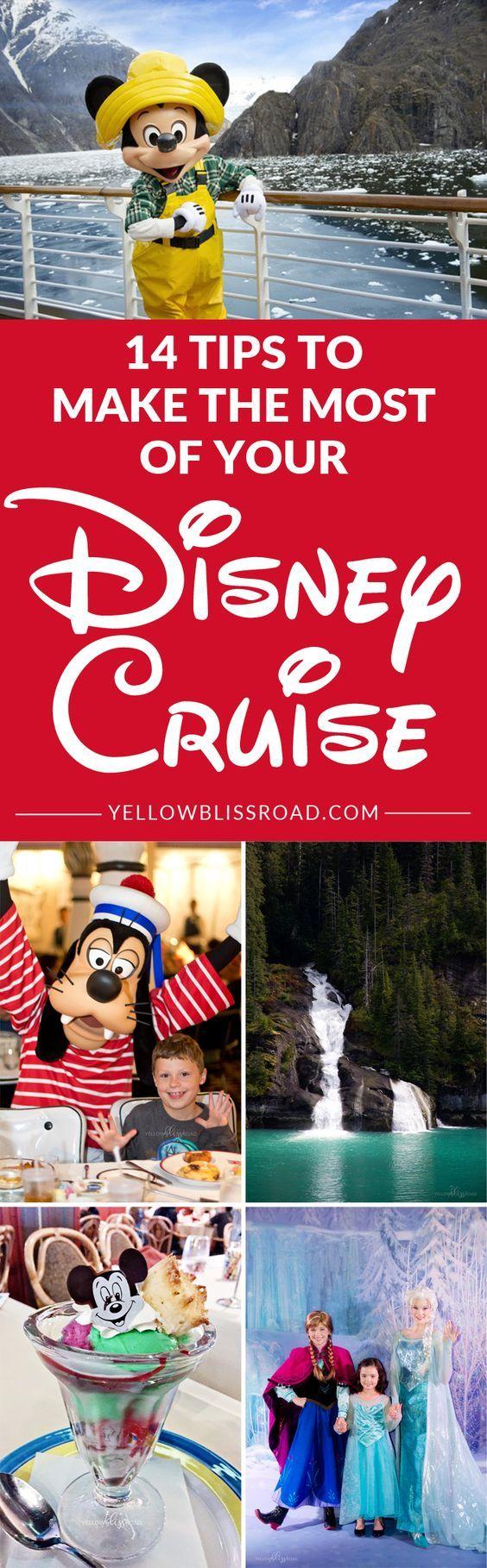14 Tips for a Magical Disney Cruise to Alaska