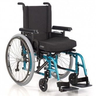 The Quickie 2 from Sunrise Medical has more features and options than any other folding chair in today's market. There are over 64,000 configurations