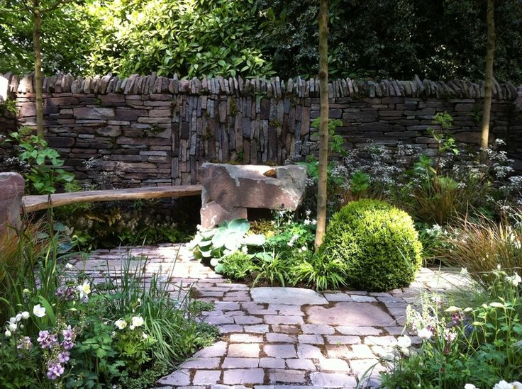 90 best Rich Brothers - Garden Design images on Pinterest
