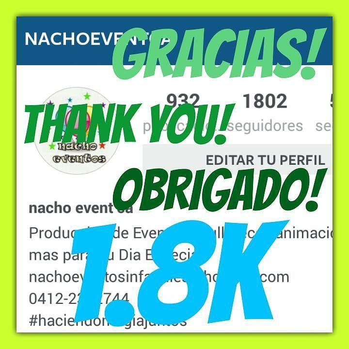 Feliz Domingo para todos!!! .. Gracias por su apoyo a #nachoeventca #agradecida #afortunada #recompensa #trabajoduro #creyendoenvenezuela #venezuela #talentovenezolano #amandoloquehago #Creando by nachoeventca