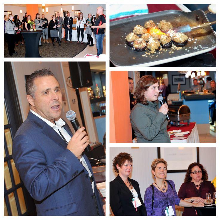 Fall Taste and Network Event @mpiottawa #mpiottawa #networking #ottawaevents #foodiesunite