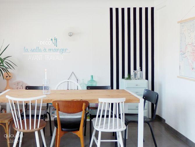 58 best Salle à Manger images on Pinterest Dining rooms - decoration salle a manger contemporaine