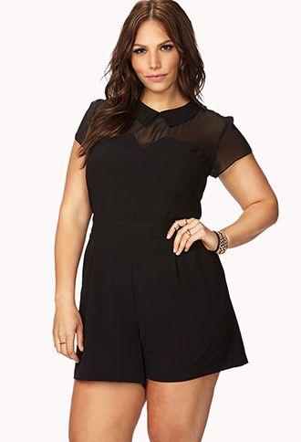 Forever 21 Plus Size Fashions