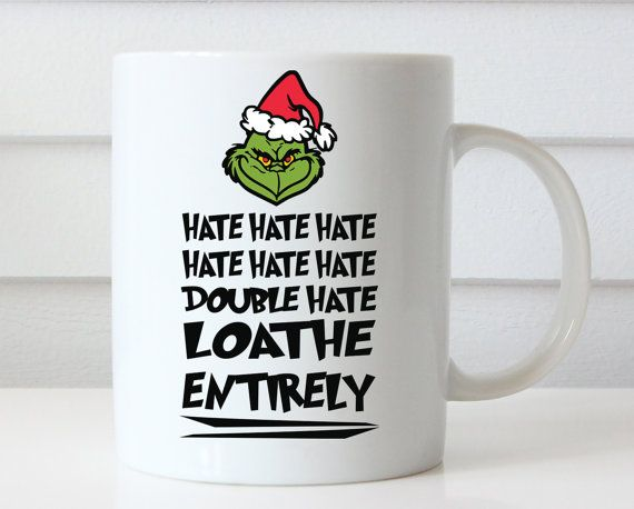 Coffee And Christmas Quotes: 1000+ The Grinch Quotes On Pinterest
