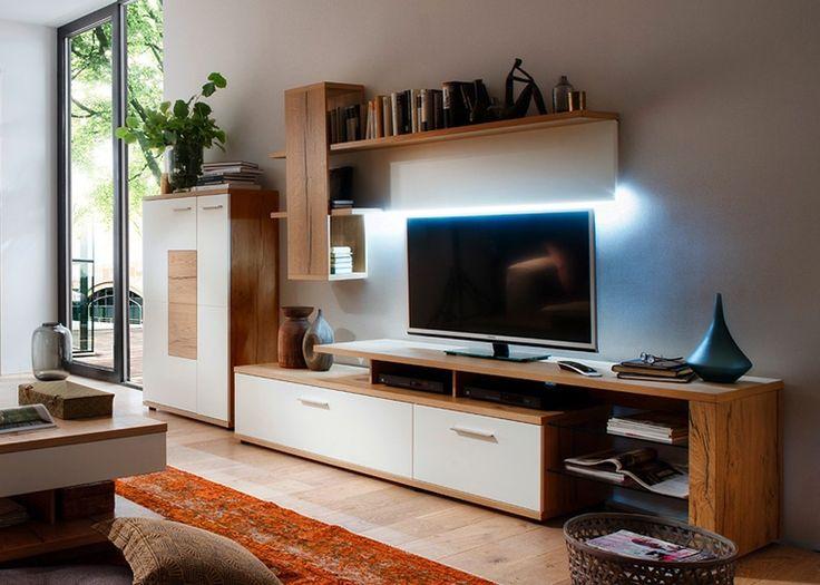 Wohnzimmermöbel weiß matt  Best 25+ Wohnwand weiß matt ideas on Pinterest | Küche weiß matt ...