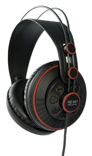 Superlux HD 681 Dynamic Semi-Open Headphones - Listing price: $69.95 Now: $30.90