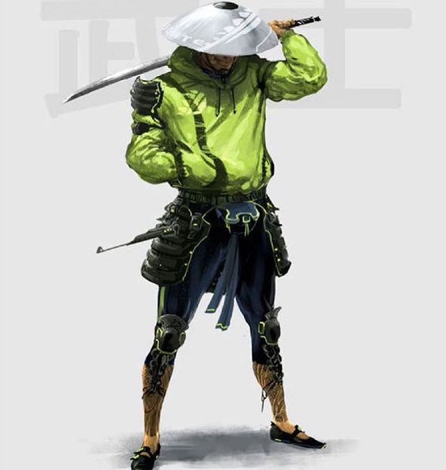 Urban Samurai by Ricardo Robles • • • • • • • • •  #shinobi #assasin #warrior #samurai #manga #ниндзя #katana #art #digitalart #бусидо #japan #bushido #катана #воин #fantasy #blade #Ninja #самурай #Япония #samurai #japan #japanese #japan🇯🇵 #japanesestyle #anime  #animeart #fantasyart#drawings#asian #ronin #ронин