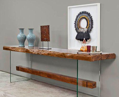 Adesivo De Lembrancinha Principe ~ Aparador ecológico, feita a partir de madeiras descartadas