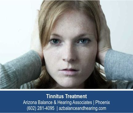 http://azbalanceandhearing.com – Tinnitus strikes people of all ages including kids and teens. There is no specific cure for tinnitus, but there are many treatments and therapy options to help. Learn about your options for tinnitus relief in Phoenix from the experts at Arizona Balance & Hearing Associates.
