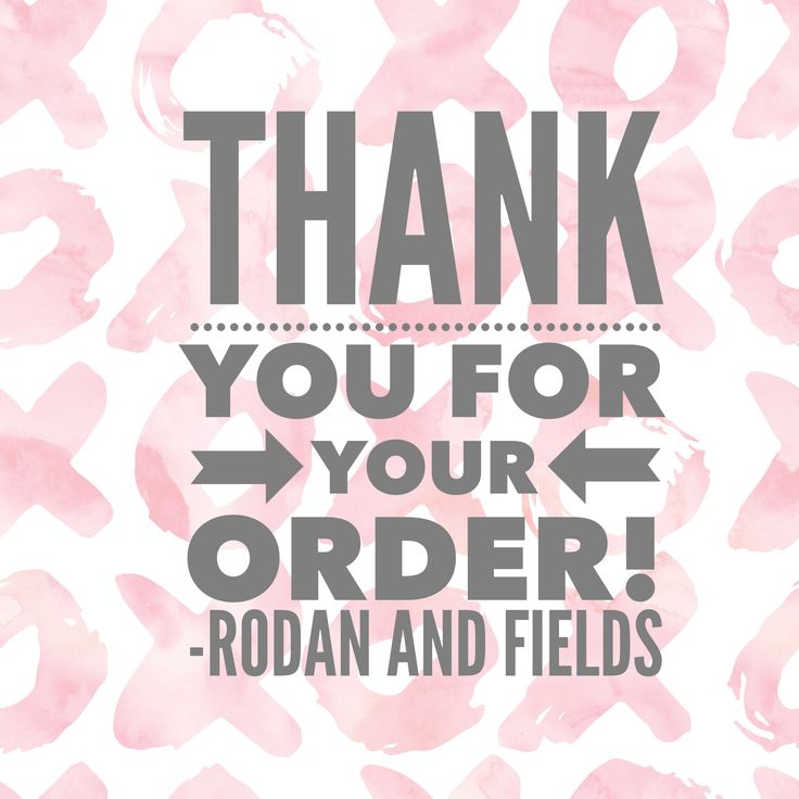 Thank you Rodan and fields. https://shannamin.myrandf.com/