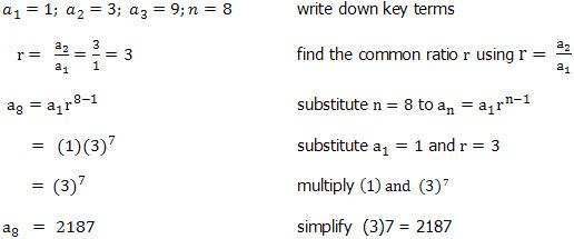 Geometric Progression - Series and Sums - An introduction to solving common geometric series problems.