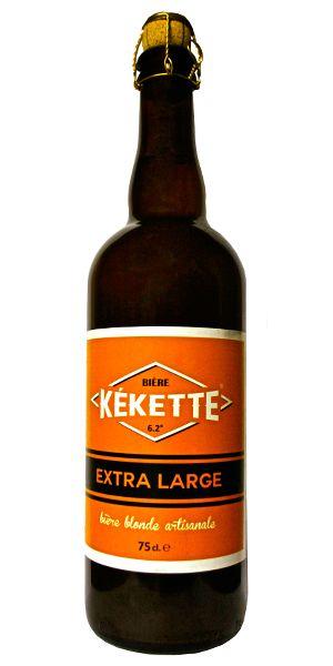 ★ NEW : La Grande Kékette (75cl) ►►►http://ow.ly/QjFZ7  7.90€ C'est le retour des bières La Kékette avec une nouveauté : la Grande Kékette de 75 cl.  Pour fêter ça, aujourd'hui, pour tout achat d'un produit Kékette dispo ici http://ow.ly/QjG6h , un goodies Kékette offert !
