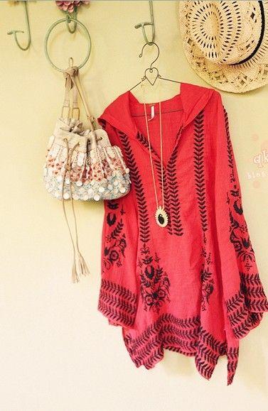 red, black, & fabulous..