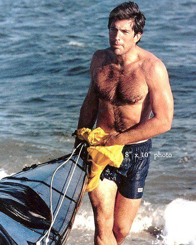 JFK Jr. - the guy was just nice to look at....
