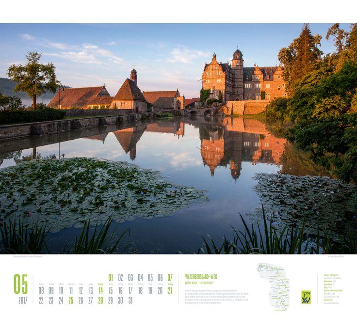 Deutschlands schönste Wanderwege – Ackermann Kalender