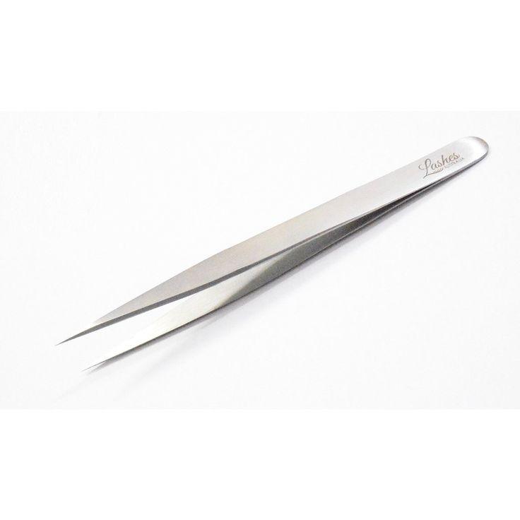 Isolation tweezer - Standard - Lashes Australia